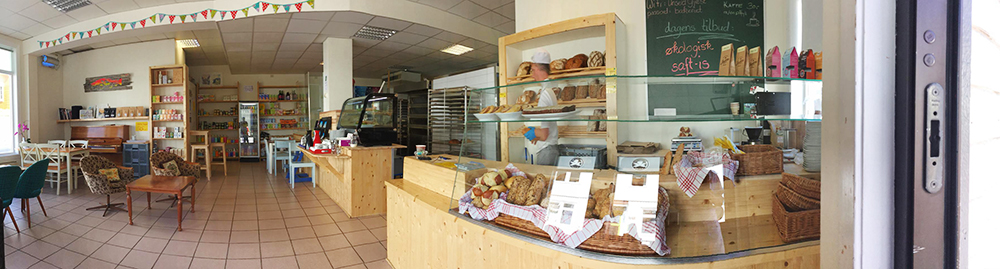 bakery inside
